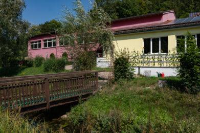 Außenanlagen, Pausengelände Grundschule Egloffstein