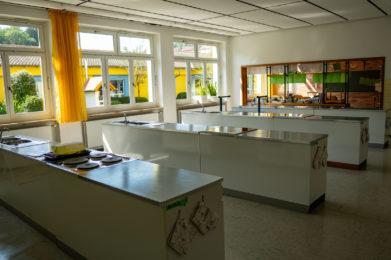 Schulküche Grundschule Egloffstein