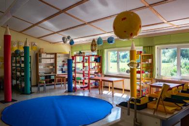 Spielezimmer Grundschule Egloffstein