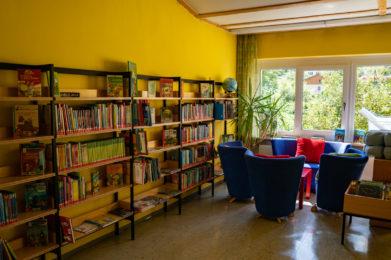 Bücherei Grundschule Egloffstein