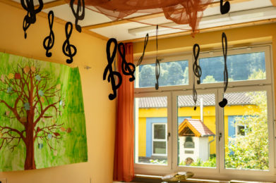 Musikraum Grundschule Egloffstein